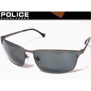POLICE ポリス サングラス 2016年ニューモデル グレーグリーン SPL146I-0627 正規品 |shopkazu