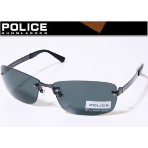 POLICE(ポリス)サングラス 偏光レンズ チタンフレーム S8915J 530P 正規品デリーゴジャパン shopkazu