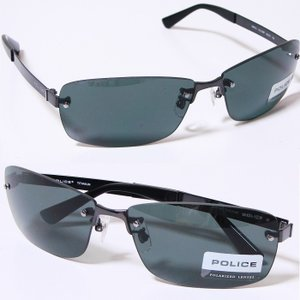 POLICE(ポリス)サングラス 偏光レンズ チタンフレーム S8915J 530P 正規品デリーゴジャパン shopkazu 04