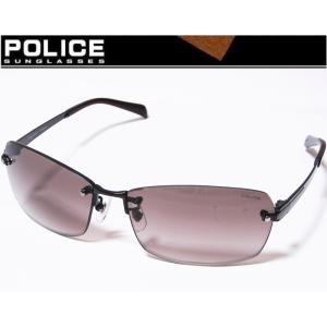 POLICE ポリス サングラス 2016年ニューモデル SPL269J-0K03 チタン製 正規品|shopkazu