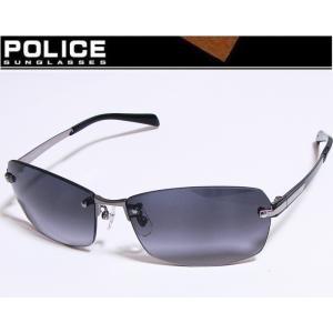 POLICE ポリス サングラス 2016年ニューモデル SPL269J-568N チタン製 正規品|shopkazu