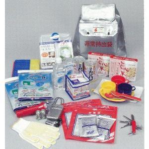 防災セット 非常用持出袋セット2 大明企画 03330200 shopkurasu