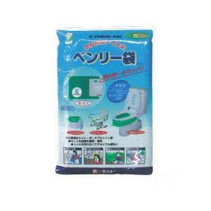 簡易トイレ ベンリ―袋セット (簡易トイレベンリ―袋5枚セット) ×10セット組 大明企画 7262533|shopkurasu