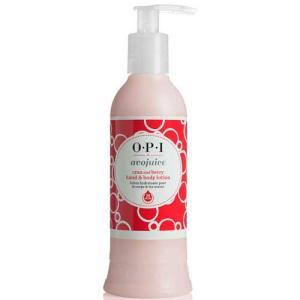 OPI アボジュース クランベリー ハンド & ボディ ローション (600mL)|shoploop
