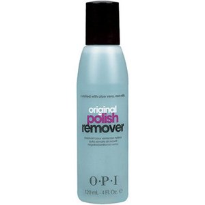 OPI ポリッシュ リムーバー 110ml ブルー小 AL404除光液