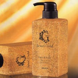 ネアームジュエルゴールドローション500ml(全身用保湿化粧水) ローズの香り|shoploop