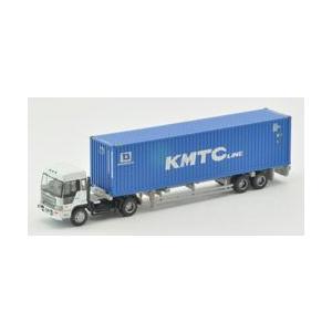【開封品】トレーラーコレクション第6弾 日野ドルフィンプロフィア+KMTC(40ft背高コンテナ)|shopmore