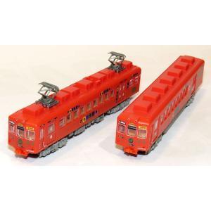 鉄道コレクション 和歌山電鐵2270系おもちゃ電車2両セット|shopmore