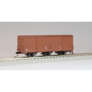 【ホビーショップ モア製 鉄道模型 1/80 16.5mm】ワサ1 3軸有蓋車|shopmore