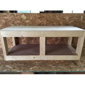 150×60×H60 MS-1タイプ木製水槽台