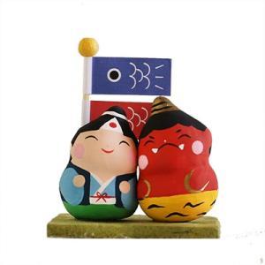 (送料無料)子供の日のお祝いに五月飾り ミニ五月人形 桃太郎 shopnext
