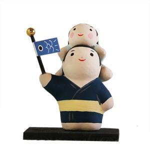 (送料無料)子供の日のお祝いに五月飾り ミニ五月人形 兄弟 shopnext