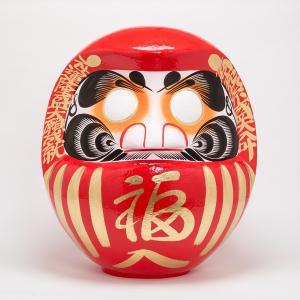 (送料無料)高崎だるま 達磨 ダルマ 商売繁盛 家内安全 交通安全 社運隆盛 福だるま60号|shopnext