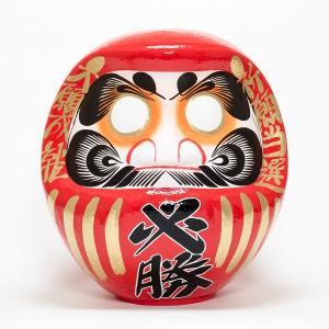 (送料無料)選挙だるま 必勝祈願 事業目標 試合 高崎だるま 達磨 ダルマ 必勝だるま20号|shopnext