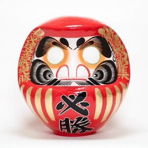 (送料無料)選挙だるま 必勝祈願 事業目標 試合 高崎だるま 達磨 ダルマ 必勝だるま30号|shopnext