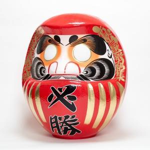 (送料無料)選挙だるま 必勝祈願 事業目標 試合 高崎だるま 達磨 ダルマ 必勝だるま60号|shopnext|03