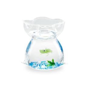 (送料無料)ガラスの巾着ミニセット カエル|shopnext