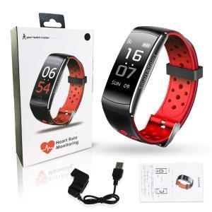 Greatever スマートウォッチ 最新版 腕時計 スマートブレスレット自動睡眠監視 血圧計 心拍...
