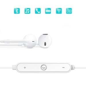GEJIN Bluetooth イヤホン ワイヤレス イヤホン 高音質 ブルートゥース イヤホン スポーツ ヘッドホン 超軽量 マイク内蔵|shopnoa