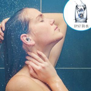 Bluetooth イヤホン 高音質 ワンボタン設計 軽量 防水 スポーツイヤホン 片耳 両耳 カナル型 Bluetooth 4.2 ワイヤ|shopnoa