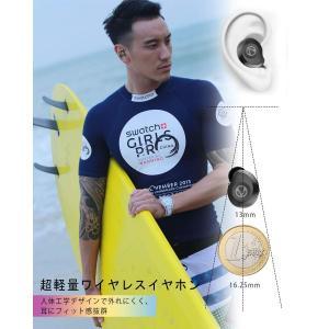 進化版 Bluetooth5.0 両耳通話 日本語音声 ワイヤレスイヤホン 高音質 IPX7完全 防水 Bluetooth イヤホン ワイヤ|shopnoa