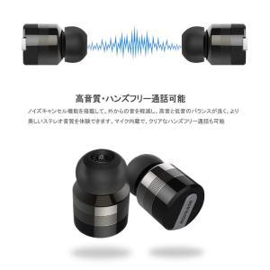 Eonfine Bluetooth イヤホン 完全ワイヤレス ブルートゥースイヤホン 超小型 Bluetooth 4.1 ステレオヘッドセッ|shopnoa
