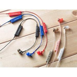 オーディオテクニカ Bluetooth対応ワイヤレスイヤホン(レッド)audio-technica ATH-CK200BT RD|shopnoa