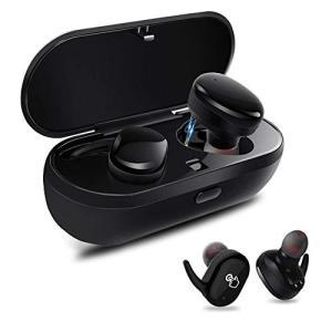 AONCO 完全ワイヤレス スポーツイヤホン IPX5防水 片耳 両耳とも対応 左右独立型 Bluetooth イヤホン マイク内蔵 ハンズ|shopnoa