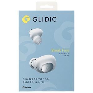 GLIDiC 完全ワイヤレス Bluetoothイヤホン(ホワイト)GLIDiC Sound Air TW-5000 SB-WS54-MRT shopnoa