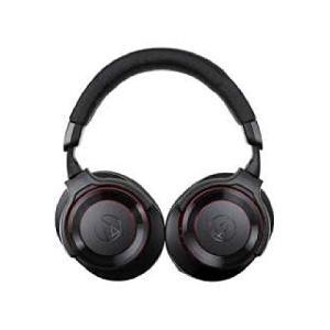 オーディオテクニカ Bluetooth対応ワイヤレスヘッドホン(ブラックレッド)audio-technica ATH-WS990BT BRD shopnoa