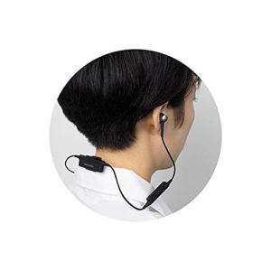 オーディオテクニカ ATH-CKR75BT 高音質aptX AAC コーデック対応 Bluetooth ワイヤレスイヤホン (BK(グラファ shopnoa