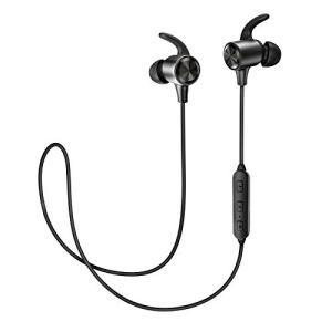 Bluetooth イヤホン TaoTronics ブルートゥース ヘッドセット IPX5防水 7時間再生 apt-X対応 高音質 マグネッ|shopnoa