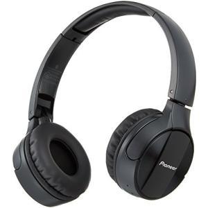 パイオニア Pioneer SE-MJ553BT Bluetoothヘッドホン 折りたたみ可 ブラック SE-MJ553BT-K 国内正規品 shopnoa