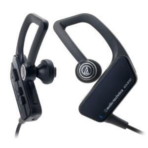 audio-technica Sound Phone イヤホン ワイヤレス 防水仕様 スポーツ向け ブラック ATH-BT07 shopnoa