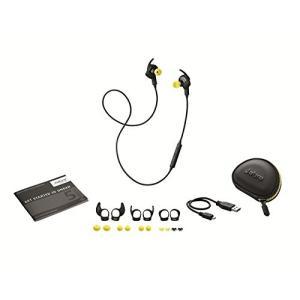 Jabra Sport PULSE Wireless ブラック ワイヤレス Bluetooth イヤホン (スポーツイヤホン 心拍数モニター shopnoa