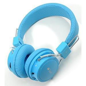 Bluetooth ヘッドホン 無線 ワイヤレス k-217 iPhone iPad Android スマートフォン タブレット対応(ブルー|shopnoa
