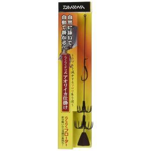 ダイワ(DAIWA) ラクラクテコ式イカ仕掛R15cm-2段針 727594|shopnoa