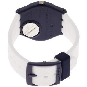 スウォッチSWATCH 腕時計 GENT(ジェント) WHITE DELIGHT GN720 正規輸入品|shopnoa