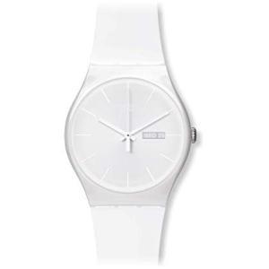 スウォッチSWATCH 腕時計 NEW GENT(ニュージェント) WHITE REBEL SUOW701 正規輸入品|shopnoa