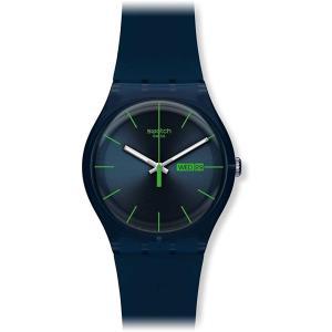 スウォッチSWATCH 腕時計 NEW GENT(ニュージェント) BLUE REBEL SUON700 正規輸入品|shopnoa