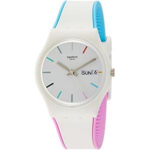 スウォッチswatch スウォッチSWATCH 腕時計 GENT(ジェント) EDGYLINE(エッジライン) ユニセックス正規輸入品 GW|shopnoa