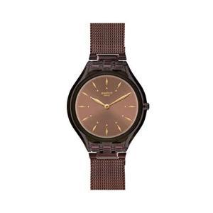 スウォッチSWATCH 腕時計 Skin Regular (スキンレギュラー) SKINCHOC (スキンショコ) ユニセックス SVOC1|shopnoa