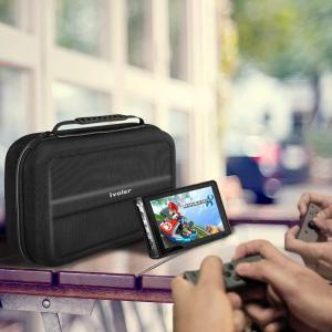 Nintendo Switch ケース iVoler ニンテンドースイッチ 大容量 収納 バッグ 全...