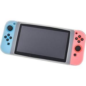 新品 SNNC-JP Nintendo Switchシリコン カバー ニンテンドースイッチ 任天堂Switch本体用 保護ケース キズ防止|shopnoa