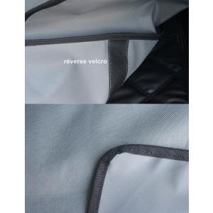 HCMAX 大ペット用ドライブシート 人気トランクマット 車用ペットシート 犬用カーシートカバー 防...