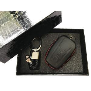TOYOTA トヨタ カムリ 70系 ハリアー 60系 ランドクルーザー プラド 150系 スマートキーカバー 革 キーケース (black shopnoa