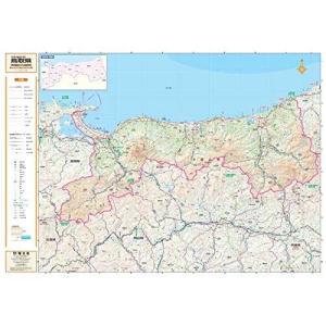 スクリーンマップ 分県地図 鳥取県 (分県地図 31)|shopnoa