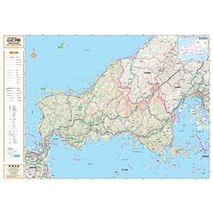 スクリーンマップ 分県地図 山口県 (分県地図 35)|shopnoa