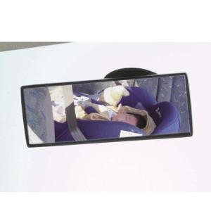 ナポレックス 車用 補助ミラー Broadway ミニミラー 1500?R曲面鏡 死角防止 吸盤・両面テープ付 汎用 BW-28|shopnoa