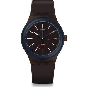 スウォッチSWATCH 腕時計 SISTEM51(システム51) 機械式自動巻き SISTEM FUDGE SUTC401 メンズ 正規輸入|shopnoa